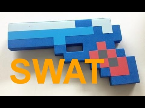 Minecraft SWAT Minigame (Halo / Call of Duty) #2