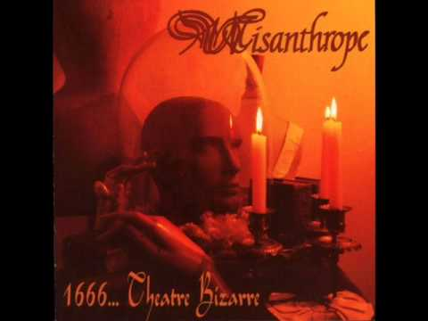 Misanthrope - Pirouetting Through The Gloom
