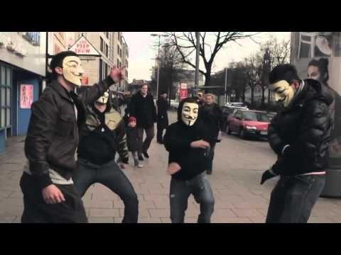 Nicky Romero - Toulouse - We Are Anonymous (Official Music Video)