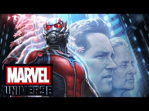 Ant Man's Marvel Cinematic Universe Connection Revealed?
