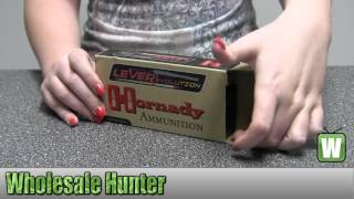 Hornady 338 Marlin Express 200Gr FTX 82240 Ammunition Shooting Gaming Hunting Unboxing