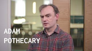Adam Pothecary: Inspirational Teachers Award Winner 2018