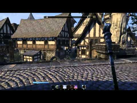 ESO Justice System Preview (Stealing and Murder) - Quakecon 2014