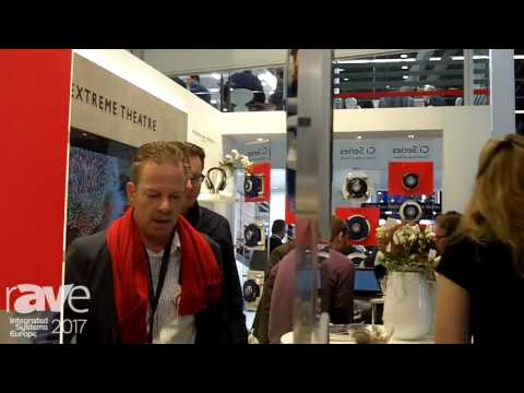 ISE 2017: KEF Displays T Series of Thin In-Wall Speakers