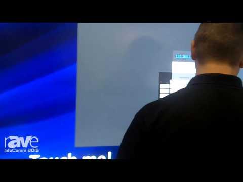 InfoComm 2015: Prysm Details Cascade 85 with Live Inputs