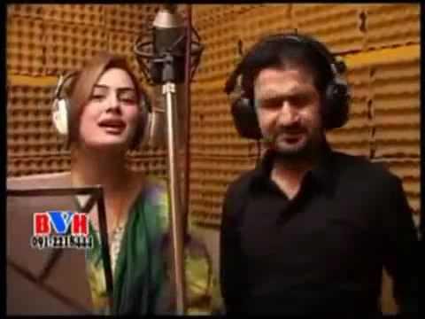 Rahim Shah & Ghazala Javed New Song- Zra Byalaley Pa Ta Dey.flv.mp4 video