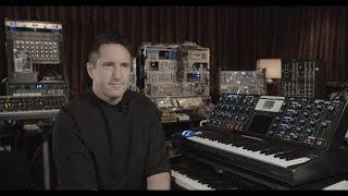 Trent Reznor   Archetype of a Synthesizer
