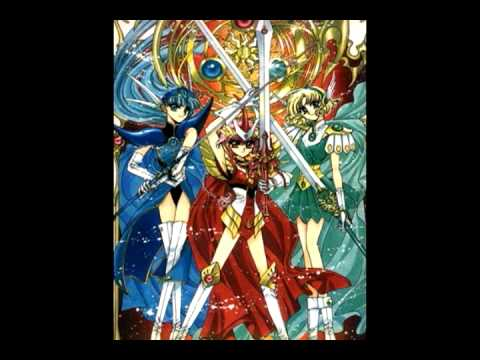 Magic Knight Rayearth Ost I ~main Theme [las Guerreras Mágicas Soundtrack] video