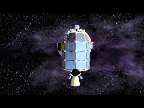 LADEE Spacecraft Impacts on Moon's Surface   NASA Space Science