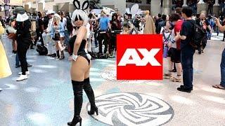 Anime Expo 2018 COSPLAY EXTRAVAGANZA!!