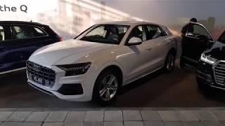 Audi Q2, Q5 and Q8 quick walkaround review in Malaysia   Evomalaysia.com