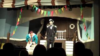 Camp Tecumseh - G & S Operetta - HMS PINAFORE - August 2010.wmv