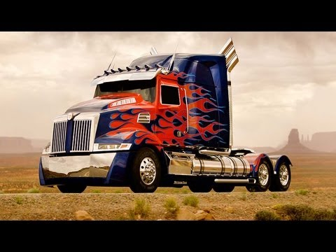 'Transformers 4' Begins Production/Optimus Prime First Look