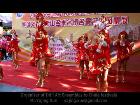 2013 Shanghai Tourism Festival - Cossack Circus and Folk Dance Ensemble 3