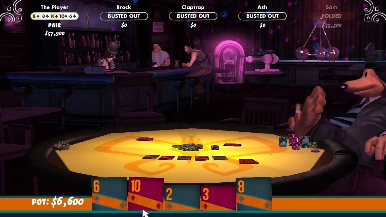 Poker Night 2 Venture Bros