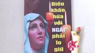 Hồng Ân Vĩnh Thệ ngày 19/03/2018 tại Dòng Mẹ Chúa Cứu Chuộc