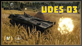 World of Tanks // UDES 03 // Ace Tanker // High Caliber // Xbox One