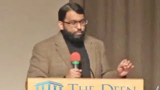 Video: The Islamic Stance on Human Evolution - Yasir Qadhi