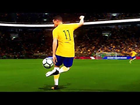 PES 2018 Gameplay Trailer (Gamescom 2017)