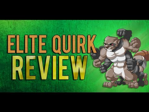 Elite Quirk Review - Miscrits SK