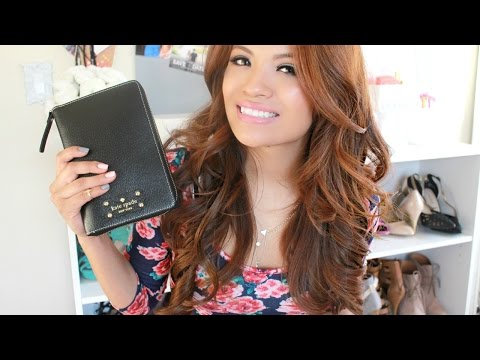 My new planner and Fashion Haul!