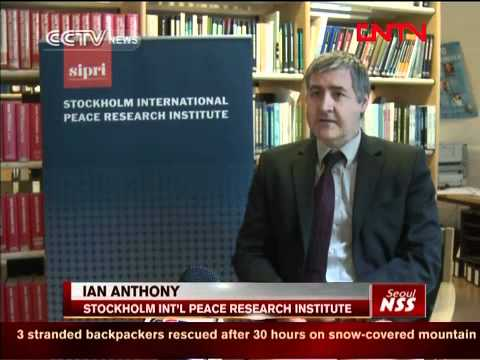 SIPRI Expert Ian Anthony on Nuclear Safety, CCTV News