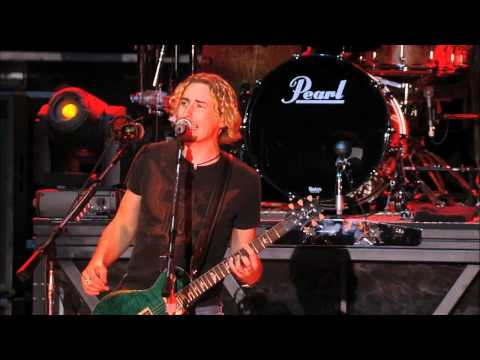 Nickelback - Woke Up This morning ( Live at Sturgis 2006 ) 720p
