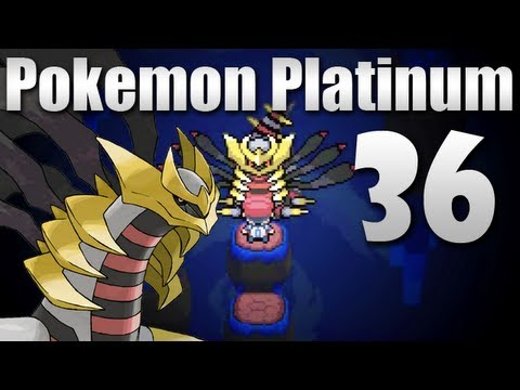 Pokémon Platinum - Episode 36 [Legendary Giratina] thumbnail