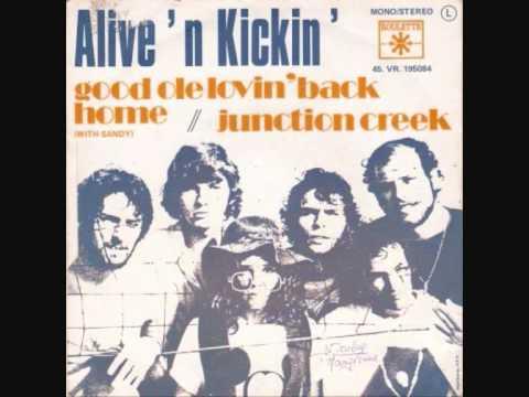 alive 39 n kickin junction creek 1971 youtube. Black Bedroom Furniture Sets. Home Design Ideas