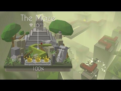 Dancing Line - The Maze