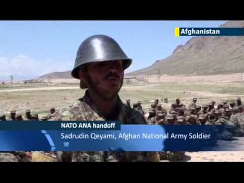 Can Afghanistan Defend Itself? Afghan National Army prepares for 2014 NATO withdrawal