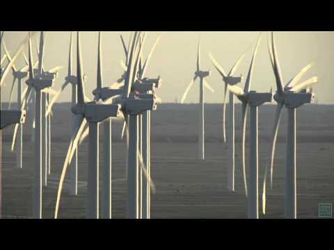 Postcard: Wind Turbines - Texas Parks and Wildlife [Official]