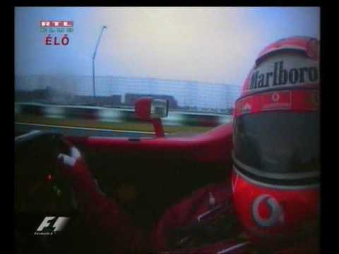 Palik - Michael Schumacher a hatszoros világbajnok!