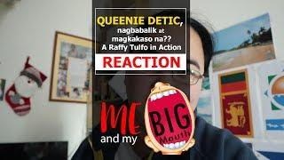 UPDATE: Queenie Detic nagbabalik at magkakaso na? |  | Raffy Tulfo in Action | I am Shanwein