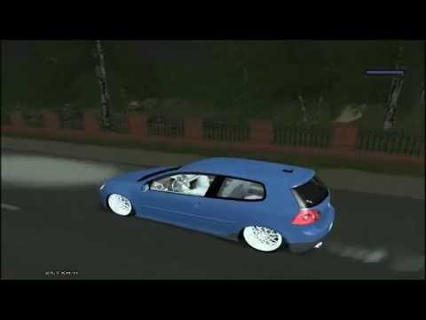 Volkswagen Golf MK5 GTI Stance