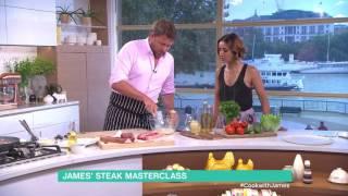 James Martin's Steak Masterclass - Part 1 | This Morning
