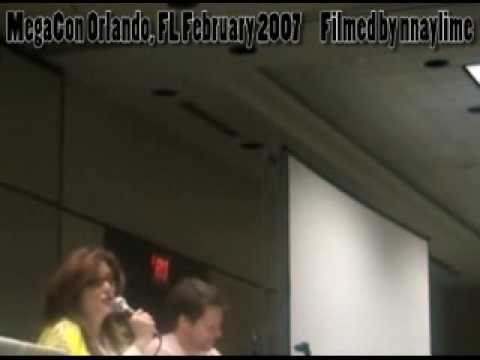 MegaCon - Mary McDonnell and Jamie Bamber (part 2)
