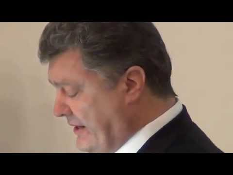 Speech by Petro Poroschenko in Zurich, 19.1.2015