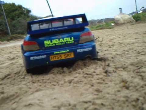 Tamiya RC Rally: Subaru Impreza DF-03 Ra und Audi Quattro TA-02 B (with Outtakes)