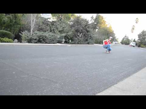Longboarding: Winter Break