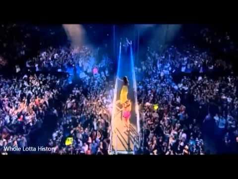 Nadine Coyle- Best Live Vocals With Girls Aloud