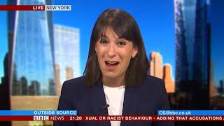 Kasia Madera and Kim Gittleson BBC News Channel HD Outside Source Business October 25th 2018