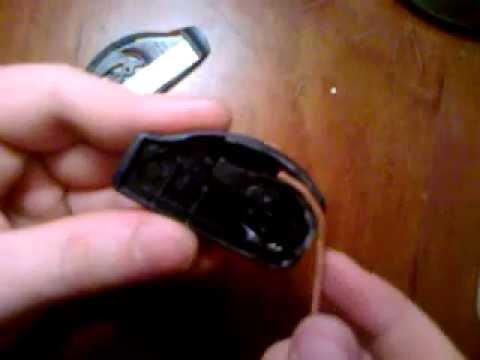 Видео как снять бипер