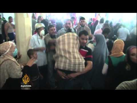 No justice a year after Rabaa massacre