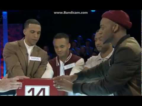 JLS WIN Deal Or No Deal