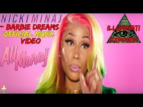 Nicki Minaj - Barbie Dreams (Official Music Video) Illuminati Exposed