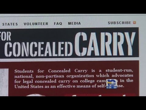concealed weapons and campus safety Campus concealed carry as of july 1, tennessee law tca 39-17-1309 allows generally all austin peay state university full-time employees with a valid handgun permit to carry a concealed handgun on austin peay property.