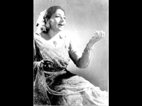 Naina Re Naina - Farida Khanum video