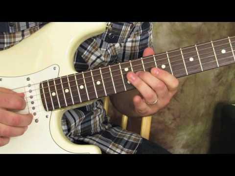 Learn Lead Guitar EZ Blues Rock Licks & Techniques