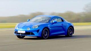 Stig Lap: Alpine A110 | Top Gear: Series 25